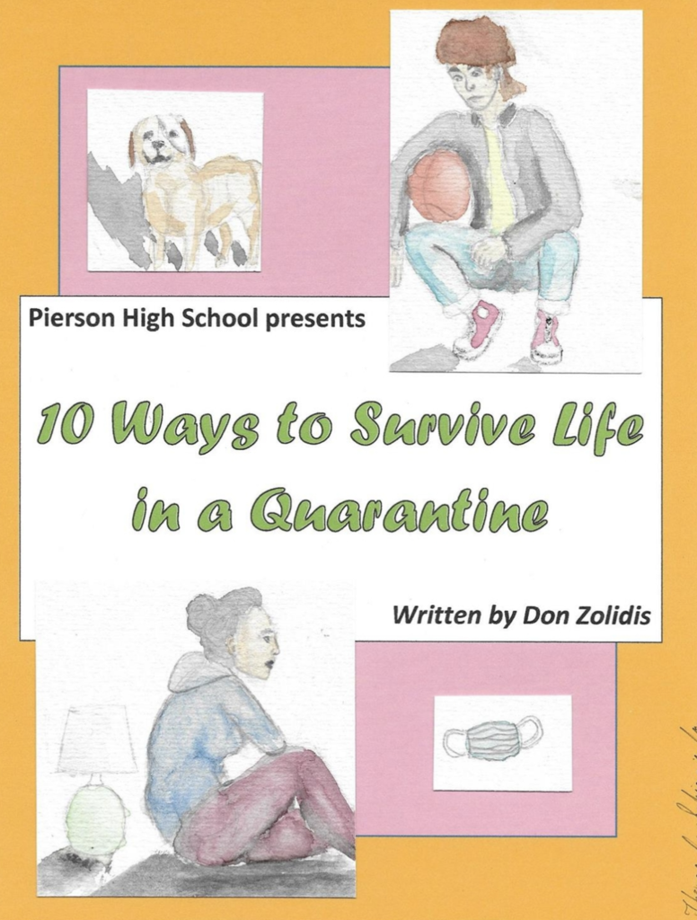 10 ways to survive quarantine
