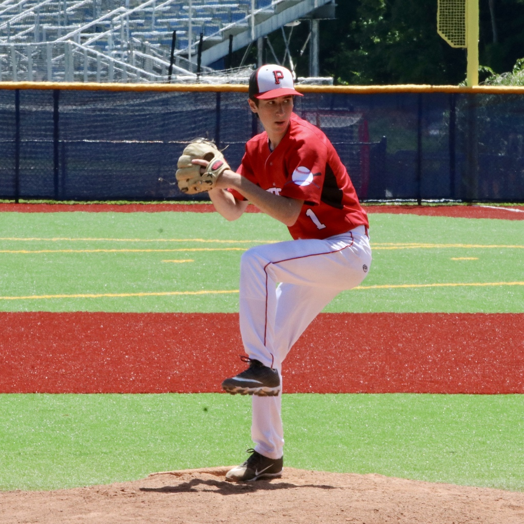 Matt Hall pitched a complete game to win the Southeast Regional Championship