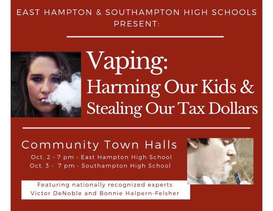 Vaping Community Town Halls - English