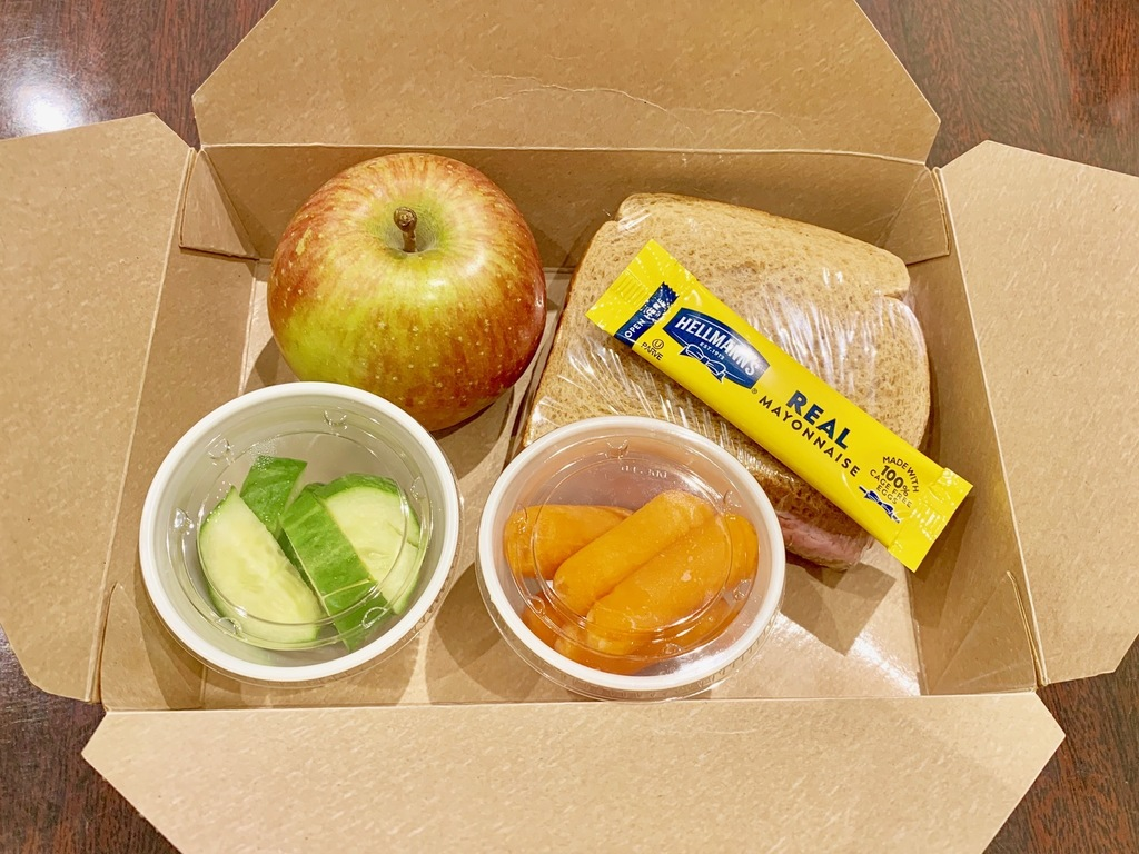 Boxed Lunch Photo